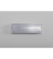 KSR Lighting Navara 3.5w Self Test Emergency Exit Bulkhead