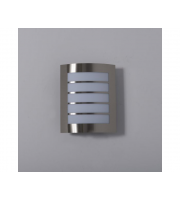 KSR Lighting Acqua 8W 3000K LED Wall Light (Steel)