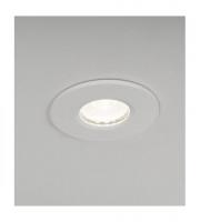 KRS Lighting Fire Break QR10 8.8w 4000K LED Dimmable Downlight (White)