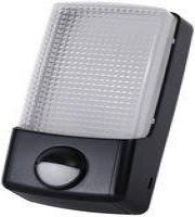 Timeguard 5W LED Energy Saving PIR Bulkhead (Black)