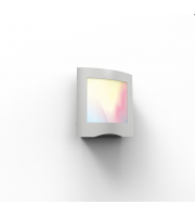 Lutec Farell Wall Light RGB IP44 (Grey)