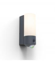 Lutec Pollux Wall camera 3000K IP54 (Grey)