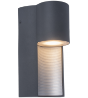 Lutec Urban Wall Light GU10 IP54 (Grey)
