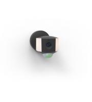 Lutec Ara Wall camera 3000K IP54 (Black)