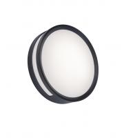 Lutec Ceiling Light Heavy-duty Aluminium Opal Pc 13W 800L