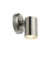 Lutec Rado Ss Spike Light GU10 IP44 (Steel)