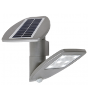 Lutec Solar Light Abs+pc Clear Pc 2.4W 200L