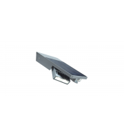 Lutec Tilly Wall PIR 4000K IP44 (Silver)