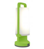 Lutec Portable Solar Light Abs+pc Opal Pc 1.2W 120L