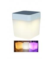 Lutec Portable Solar Light Abs+pc Opal Pc 1W 100L