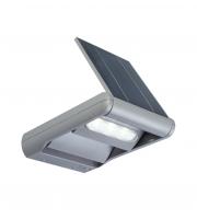 Lutec Mini Ledspot Wall Light 4000K IP44 (Silver)