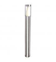 Lutec Bollard Light Stainless Steel Clear Pc 3.7W 350L