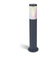 Lutec Bollard Light Heavy-duty Aluminium Opal+clear Pc 16W 1000L