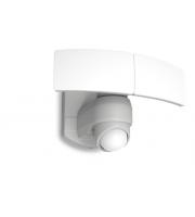 Lutec Arc Wall PIR 5000K IP54 (White)
