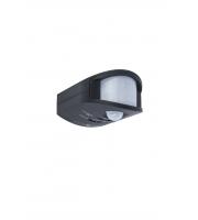 Lutec Torus PIR Sensor  IP44 (Black)
