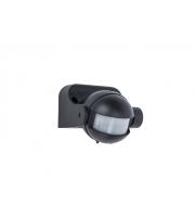 Lutec Sphere PIR Sensor  IP44 (Black)