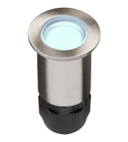 ML Accessories IP67 4 X 05W High Power LED Decking Light Stainless Steel