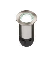 ML Accessories IP67 4 x 0.5W High Power LED Decking Light (Stainless Steel)