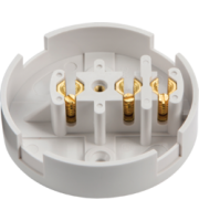 ML Accessories 30A Junction Box 3 Terminal X 10 Pack (White)