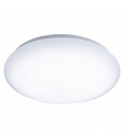 ML Accessories IP44 24W LED Bulkhead with Sensor (White)