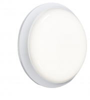 ML Accessories 230V IP54 12W LED Bulkhead with Sensor (White)
