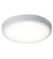 ML Accessories IP44 14W Emergency LED Bulkhead with Sensor (White)