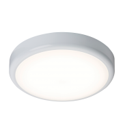 ML Accessories IP44 20W LED Bulkhead with Sensor (White)