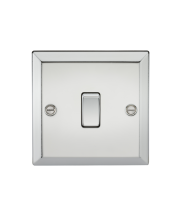 ML Accessories 10A 1G Intermediate Switch (Polished Chrome)