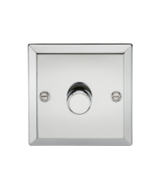 ML Accessories 1G 2 Way 40-400W Dimmer (Polished Chrome)