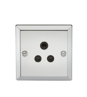 ML Accessories 5A Unswitched Socket (Polished Chrome)
