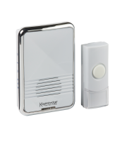 ML Accessories Wireless Plug-in Door Chime (White)