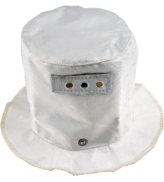 ML Accessories 150 x 150mm Fire Hood (White)