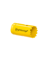 ML Accessories 25mm Bi Metal Holesaw (Yellow)