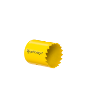 ML Accessories 38mm Bi Metal Holesaw (Yellow)