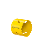 ML Accessories 60mm Bi Metal Holesaw (Yellow)