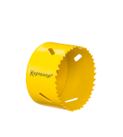 ML Accessories 72mm Bi Metal Holesaw (Yellow)