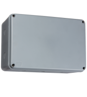 ML Accessories 274 x 184 x 135mm IP66 Weatherproof Enclosure (Grey)