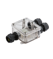 ML Accessories IP68 16A Waterproof Connector Box (Clear)