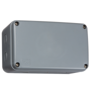 ML Accessories 110 x 180 x 99mm IP66 Weatherproof Enclosure (Grey)