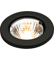 ML Accessories IP20 12V MR16 Downlight (Matt Black)