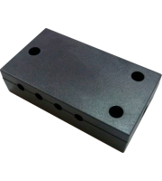 ML Accessories PVC DC 8 Way Splitter (Black)
