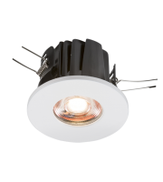 ML Accessories 230V IP65 8W Fire-rated Valknight LED Downlight (White)