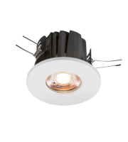 ML Accessories 230V IP65 8W Fire-rated Valknight LED Downlight 3000K