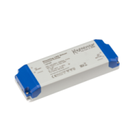 Knightsbridge 50W DC Dimmable LED Driver Constant Voltage (White)