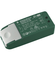 ML Accessories 350mA 12W Constant Current Dimmable LED Driver (Green)