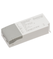Knightsbridge 25W DC Dimmable LED Driver Constant Voltage (White)