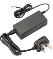 Knightsbridge 36W DC LED Driver Constant Voltage (Black)