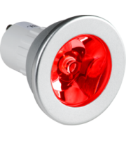 ML ACCESSORIES 230V 1x3W High-power Led Red