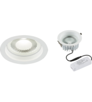 ML ACCESSORIES 230V 10W Cob Led Recessed Commercial Downlight 4000K