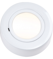 ML ACCESSORIES IP20 12V L/v (White) Cabinet Fitting Surface Or Recessed (lamp Included)